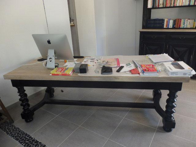 table-après
